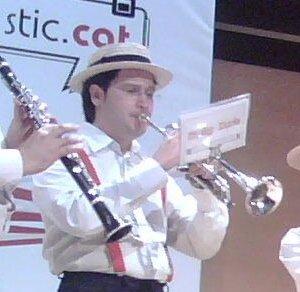 Amb Moby Dixie a l'Auditori de Girona (2008)