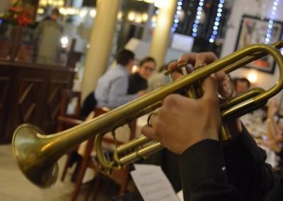 Amb Monel Jazz Trio al Tribeca de Barcelona (2012)