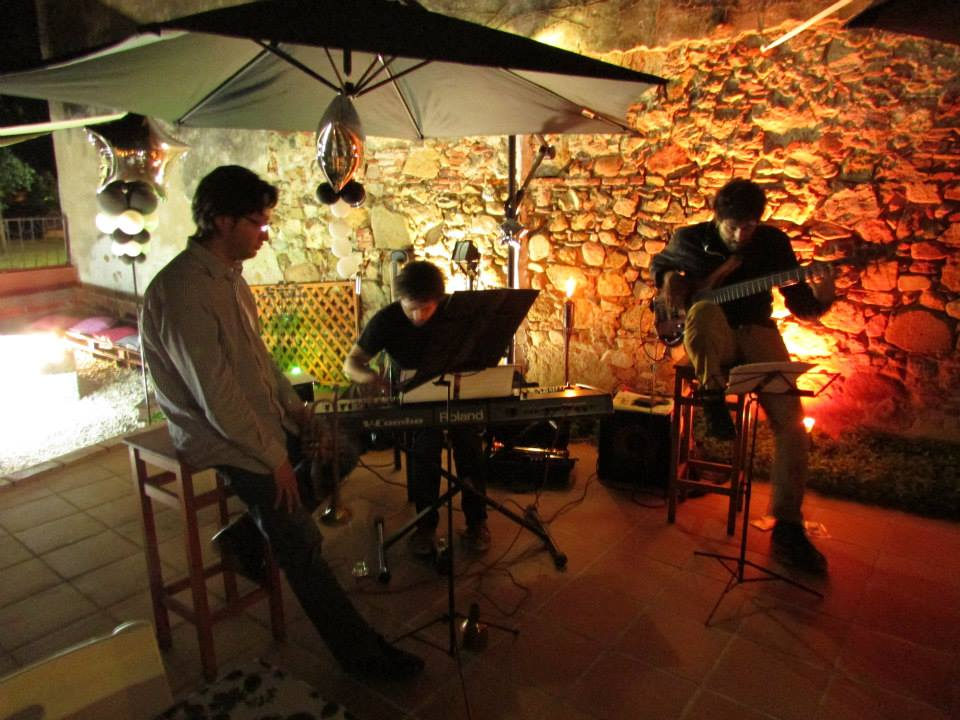 Monel Jazz Trio