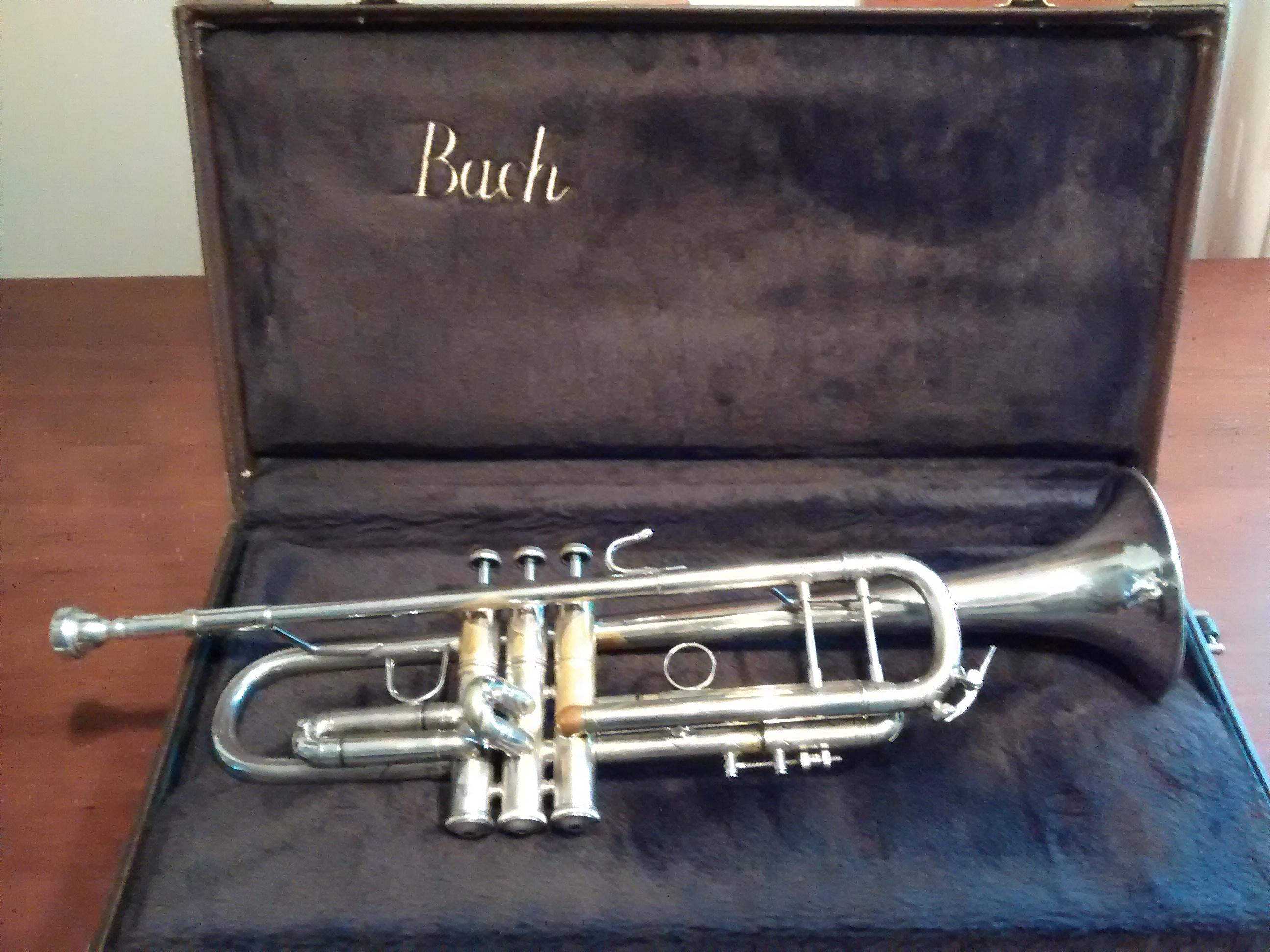 Trompeta Vincent Bach Stradivarius 25 L en venta