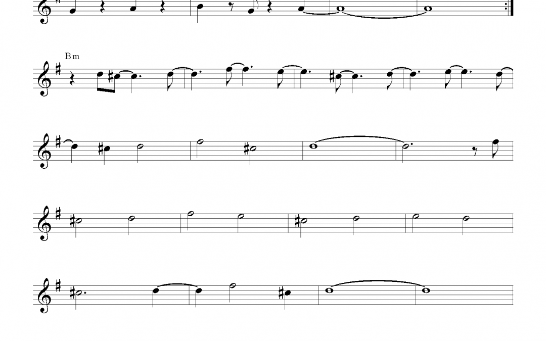 Milestones – Miles Davis trumpet solo transcription