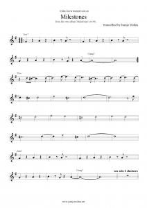 miles-davis-milestones-trumpet-solo-transcription
