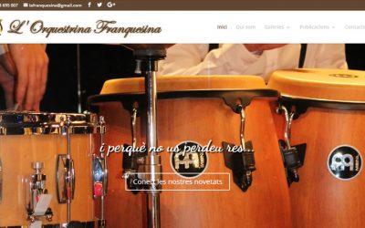 Nova web lafranquesina.cat