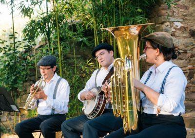 Dixthree - Trio de jazz dixieland
