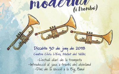 Un matí de trompeta – 30 de juny a Mollet