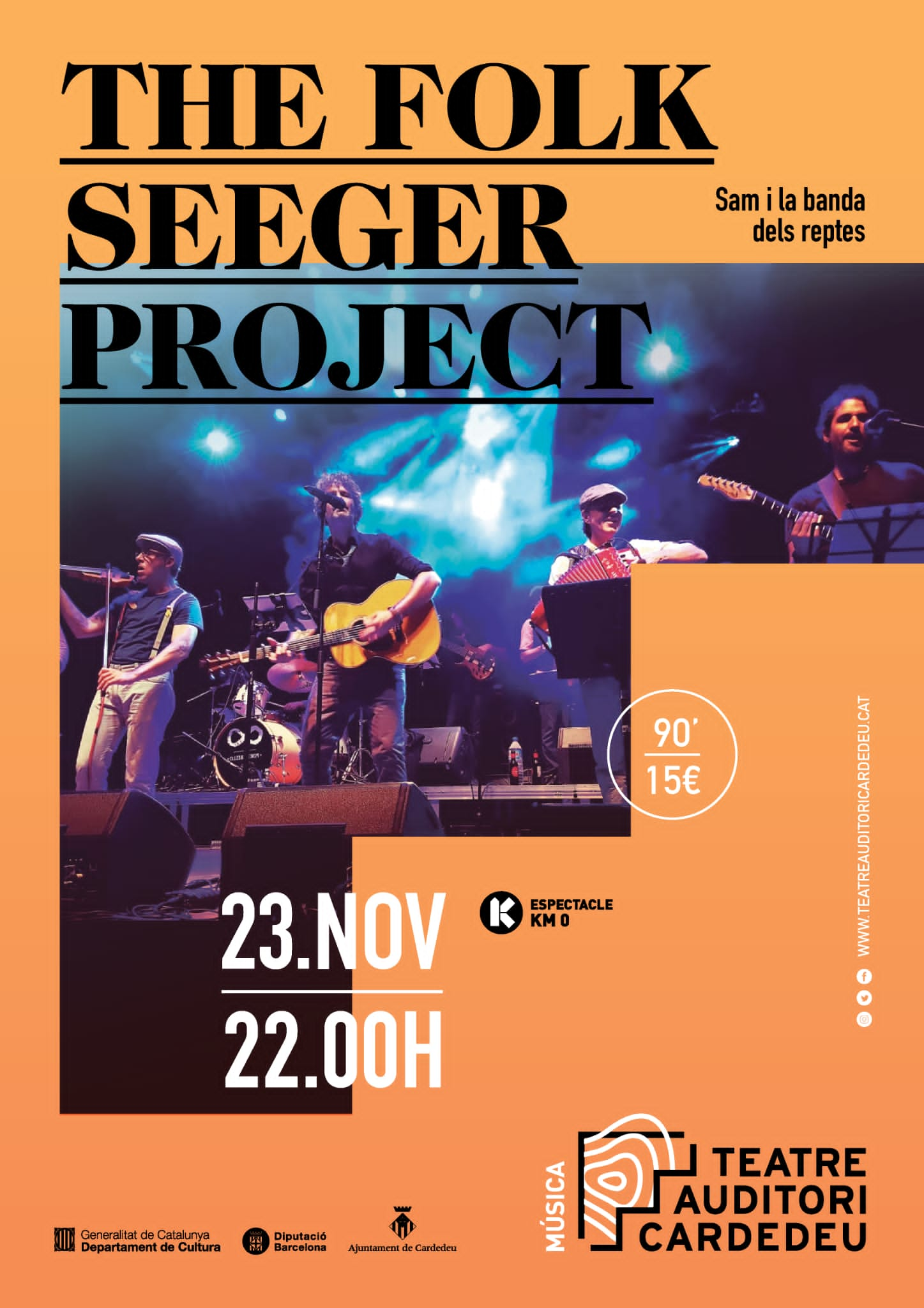 Folk Seeger Project Cardedeu