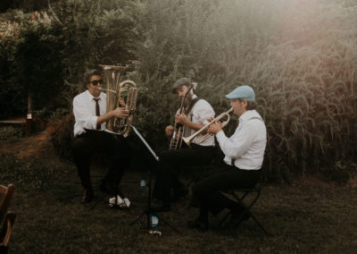 Dixthree - música jazz casaments
