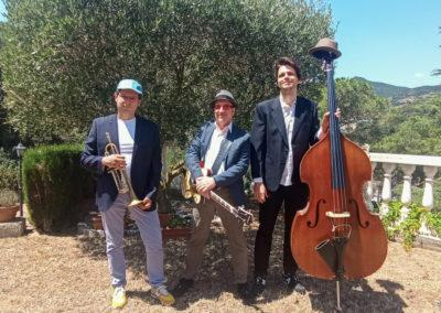 Trio de J's - jazz Maresme Barcelona